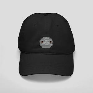 Emu Baseball Hat Black Cap