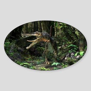 Dinosaur Spinosaurus Sticker