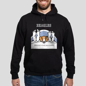 Beagle bed warmer Sweatshirt