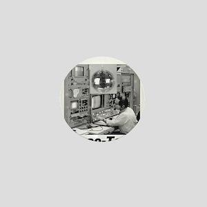 Disco TechnicianT Mini Button
