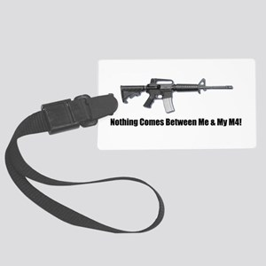 The M4 Large Luggage Tag