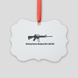 The M4 Picture Ornament