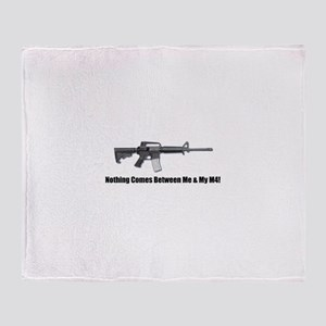 The M4 Throw Blanket