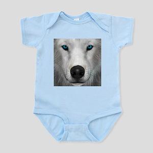 Arctic Wolf Body Suit