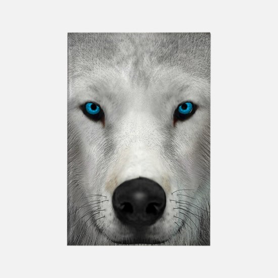 Arctic Wolf Magnets