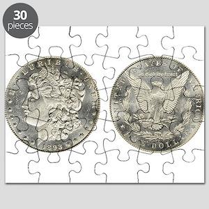 Morgan Dollars Puzzle