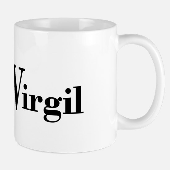 I Love Virgil Mugs