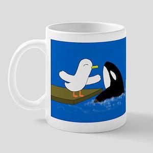 I love Shamu! Mug