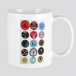 NORTHERN SOUL PATCHES Mugs
