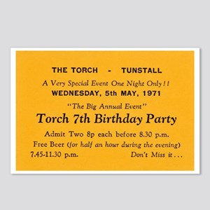 NORTHERN SOUL THE TORCH Postcards (Package of 8)