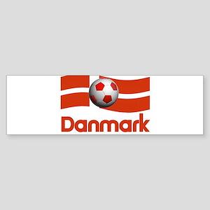 TEAM DANMARK DANISH Bumper Sticker
