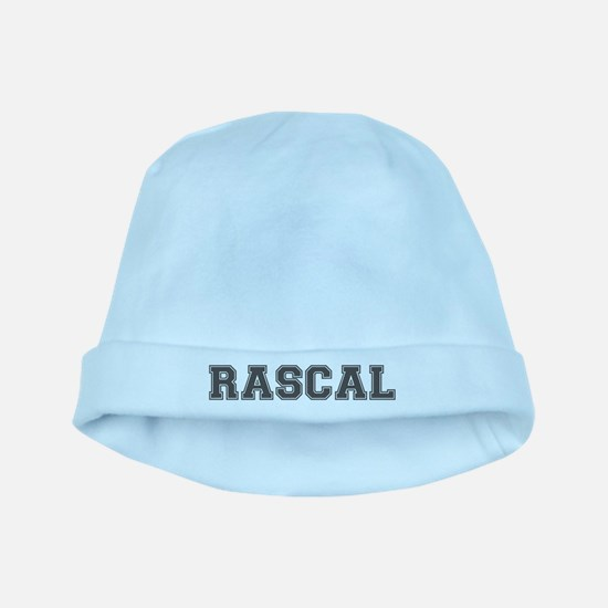 RASCAL baby hat