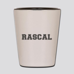 RASCAL Shot Glass