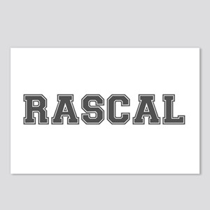 RASCAL Postcards (Package of 8)