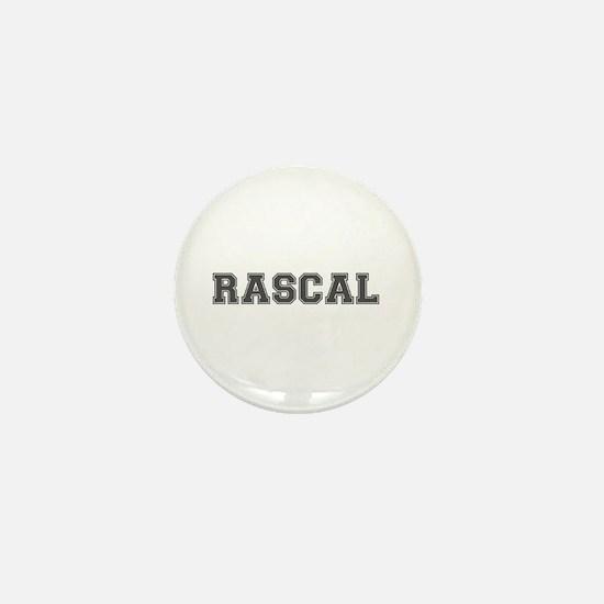 RASCAL Mini Button
