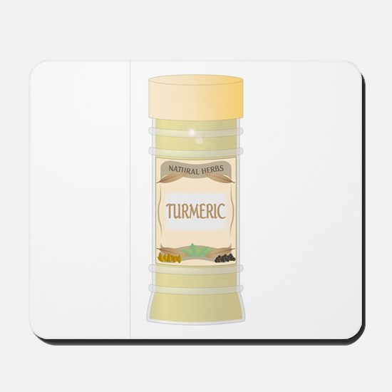 Turmeric Spice Mousepad