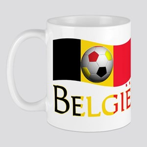 TEAM BELGIE DUTCH Mug