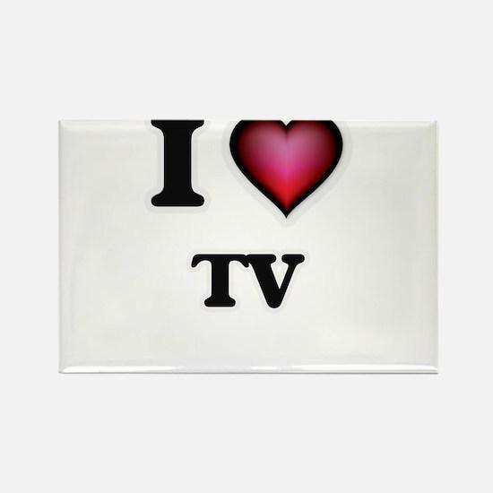 I love Tv Magnets