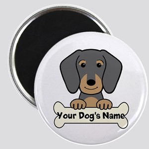 Personalized Beagle Magnet