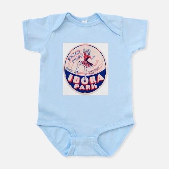 Idora Park Skating Infant Bodysuit
