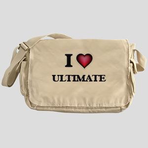 I love Ultimate Messenger Bag