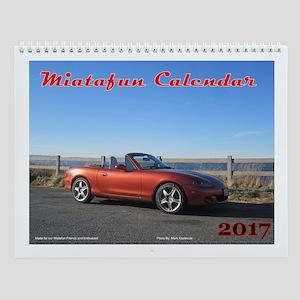 Miatafun Wall Calendar