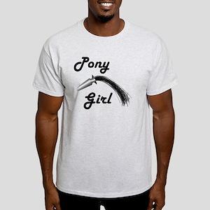 Pony Girl Light T-Shirt