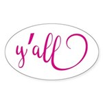 y'all Sticker