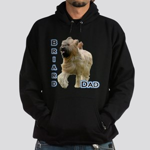 Briard Dad4 Sweatshirt