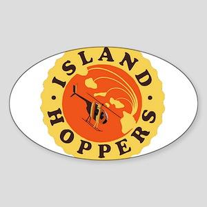 Island Hoppers Sticker
