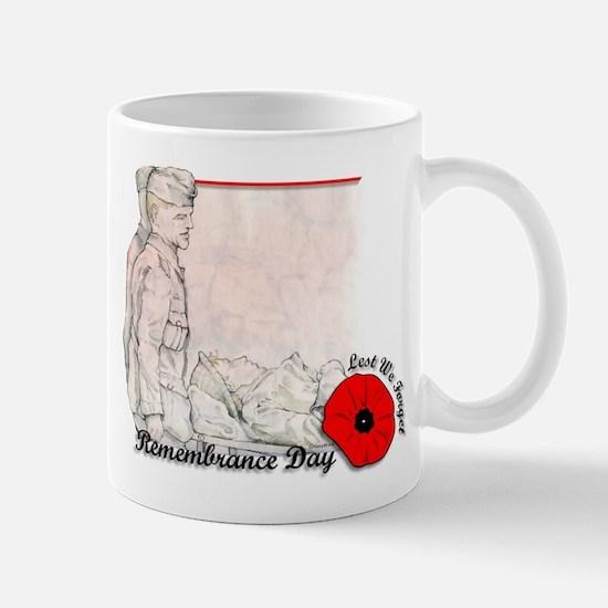 Remembrance Day Mugs