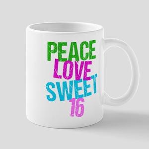 Cute Sweet 16 Mug