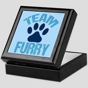 Team Furry Keepsake Box