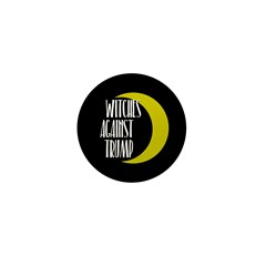 Witches Against Trump Mini Button