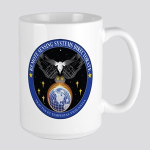 Remote Sensing Dir. Large Mug Mugs