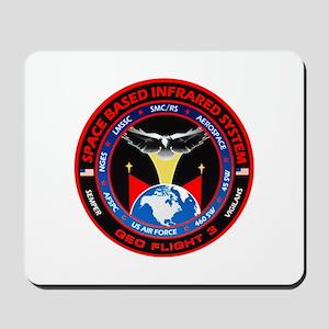 GEO Flight 3 Logo Mousepad
