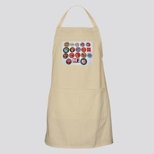 NORTHERN SOUL PATCHES Apron