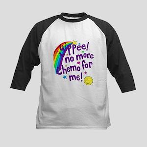 No more chemo - purple Baseball Jersey