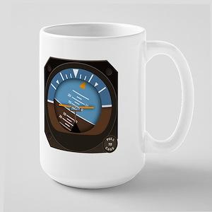 Attitude Indicator Large Mugs