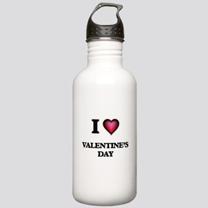 I love Valentine'S Stainless Water Bottle 1.0L