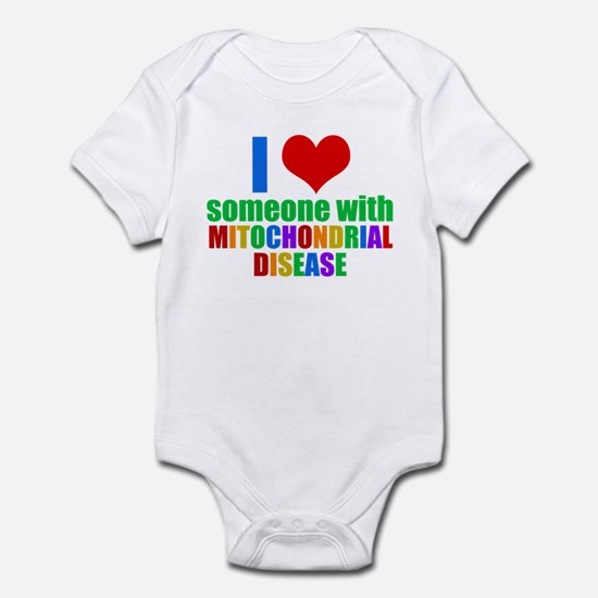 Mitochondrial Disease Infant Bodysuit