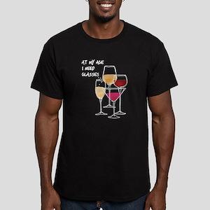 At My Age I Need Glasses T-Shirt