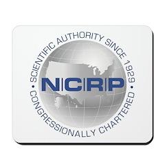 NCRP Logo Store Mousepad