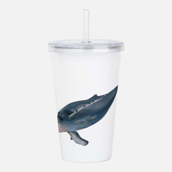 DIVE Acrylic Double-wall Tumbler