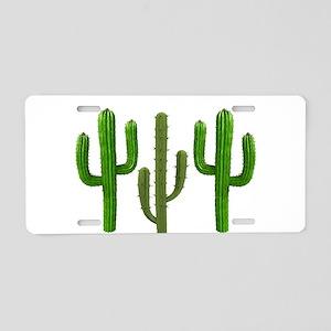 DESERT Aluminum License Plate