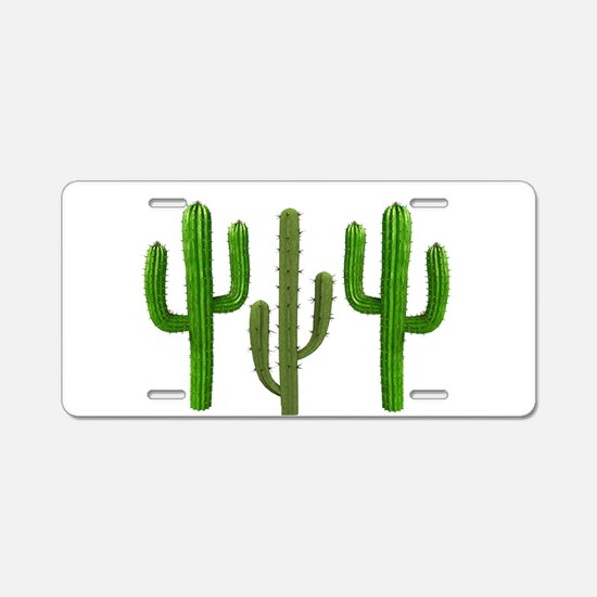 DESERT Aluminum License Plate