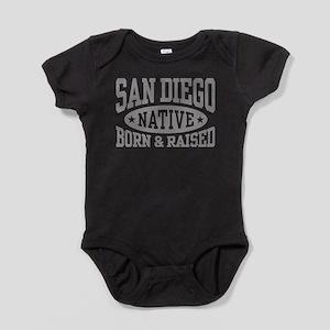 San Diego Native Baby Bodysuit