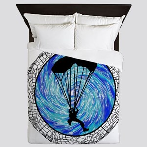 SKYDIVE Queen Duvet