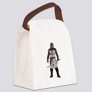 PROTECTOR Canvas Lunch Bag