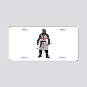 PROTECTOR Aluminum License Plate